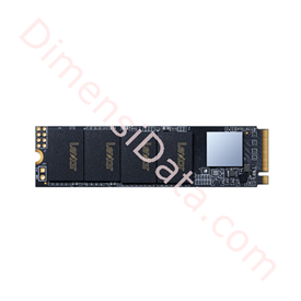 Jual SSD Lexar M.2 2280 PCIe 1TB [LNM610-1TRB]